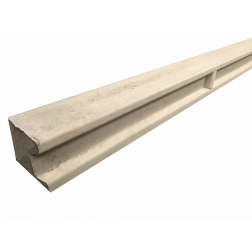 Light Duty, Intermediate Slotted Post, 100mm x 100mm, 4x4.