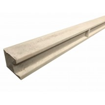 100mm x 100mm, 4x4, Intermediate Slotted Post