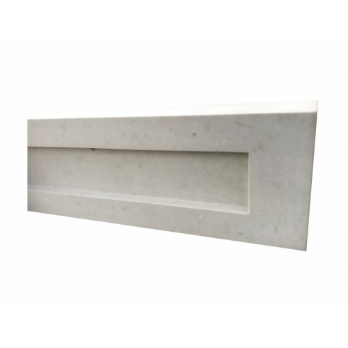 Recessed Gravel Board
