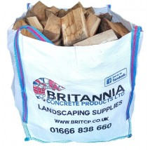 Dumpy Bag Hardwood Kiln Dried Logs