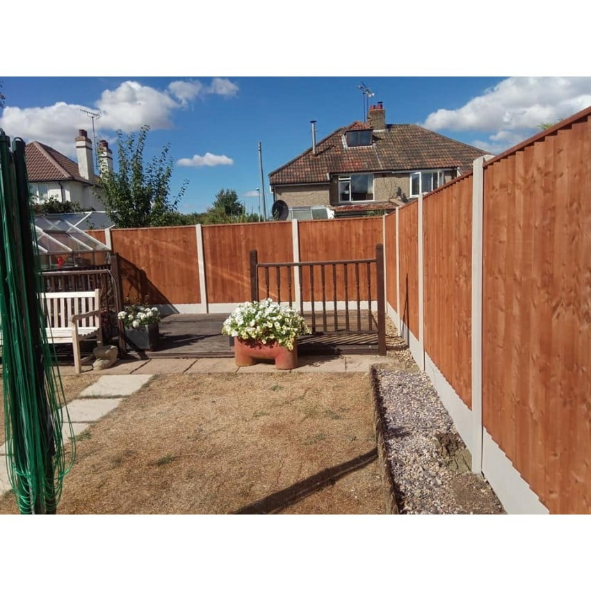 Concrete Fencing