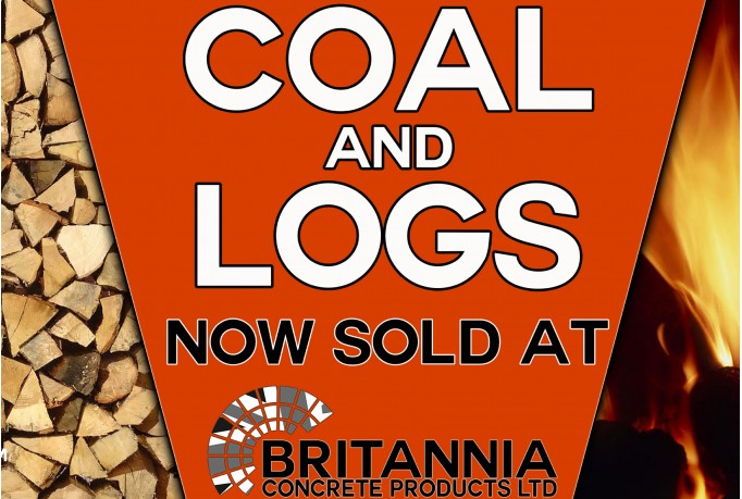 Coal And Logs now in stock
